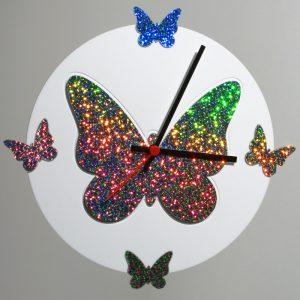 Orologio Farfalla